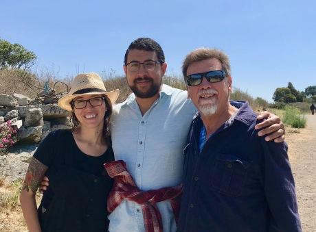 Kristi, Nick, and Steve