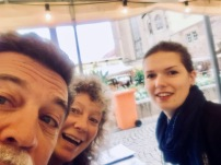 Steve, Sherri, and Anna