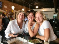 Sheri, Leah, and Ellen